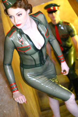 Breathless Latex 30