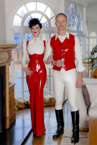 Breathless London Latex Rubber Couture Amp Fetish Clothes