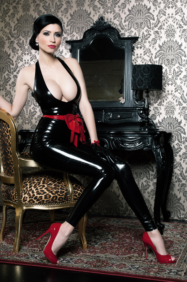 Breathless Latex 26