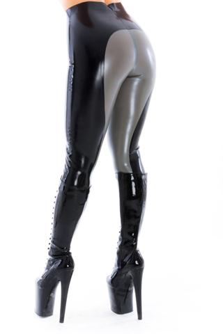 2017 metallic pants for women
